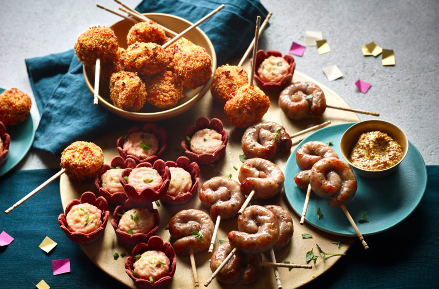 Image of party food