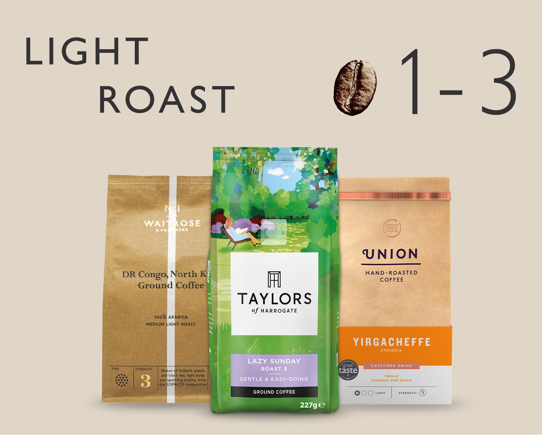 Image of Light Roast Coffee