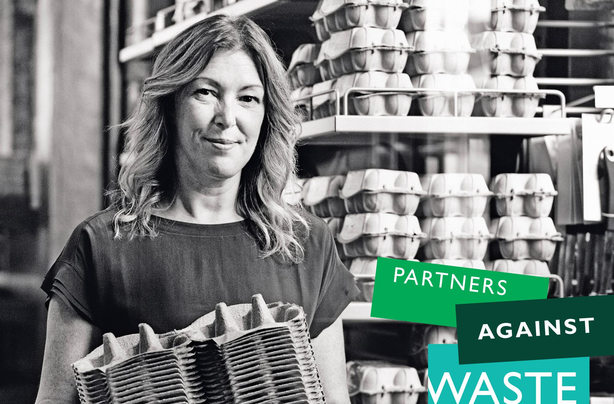 image of Karen Graley a Partner Against Waste