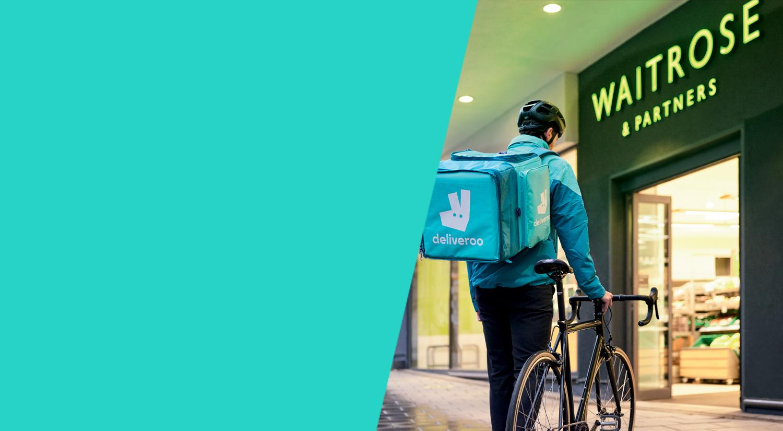 Waitrose & Partners | Deliveroo