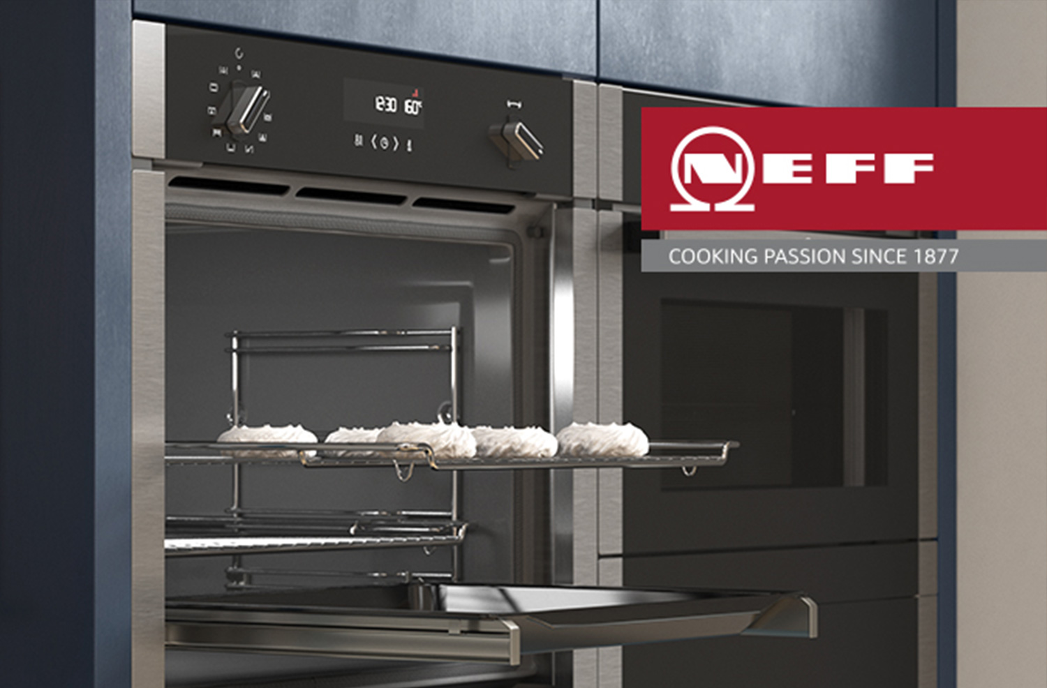 NEFF - Cooking passion since 1877 - Oven
