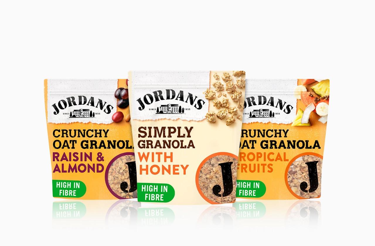 Jordan's Cereal