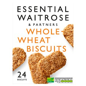 Essential Wholewheat Biscuits