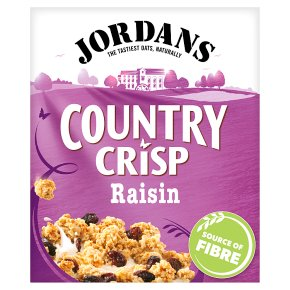 Jordans Country Crisp With Raisins