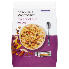 Essential Fruit & Nut Muesli
