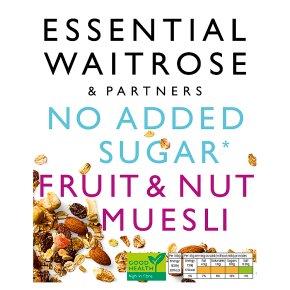 Essential Fruit & Nut Muesli