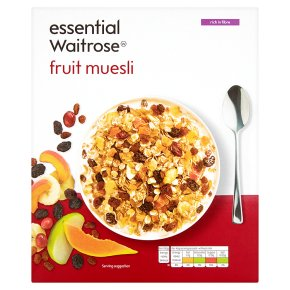 Essential Fruit Muesli