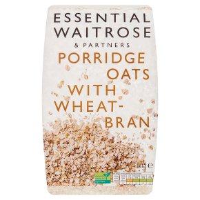 Essential Porridge Oats With Wheatbran