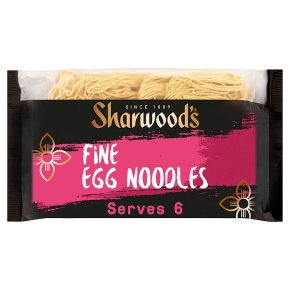 Sharwood's Fine Egg Noodles