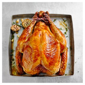 Medium Duchy Organic Bronze Feathered Whole Turkey with Giblets
