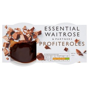 Essential Profiteroles