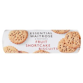 Essential Fruit Shortcake Biscuits