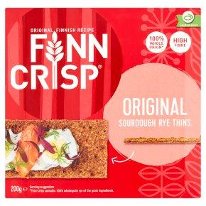 Finn Crisp Original Rye Crispbread