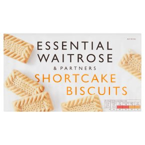 Essential Shortcake Biscuits