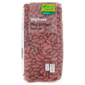 Waitrose Red Kidney Beans