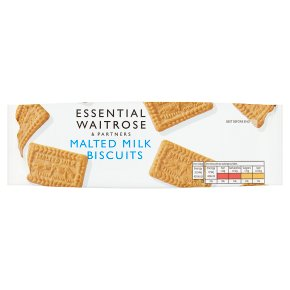 Essential Malted Milk Biscuits