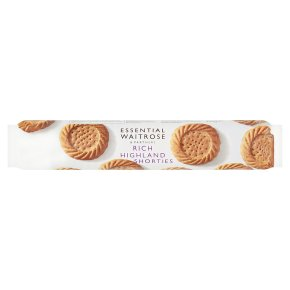 Essential Rich Highland Shorties Biscuits