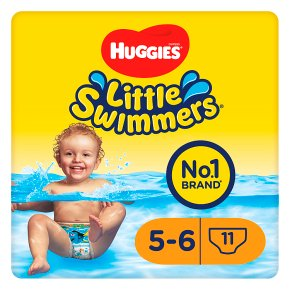 Huggies Little swimmers 5-6