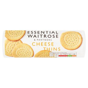 Essential Cheese Thins