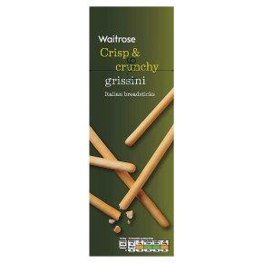 Waitrose Grissini Italian Breadsticks