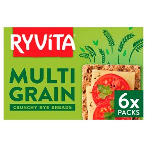 Ryvita Rye Bread Multi Grain