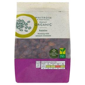 Waitrose Duchy Raisins