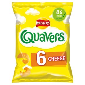 Walkers Quavers Cheese