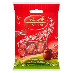 Lindt Lindor Milk Chocolate Eggs