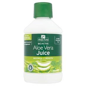 Aloe Vera Juice Maximum Strength