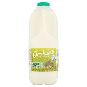 Graham's 4 Pints Scottish Semi-Skimmed Milk