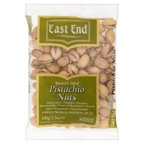 East End Pistacio Nuts