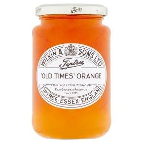 Wilkin & Sons 'Old Times' Orange Fine Cut Marmalade