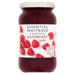 Essential Raspberry Jam