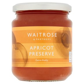 Waitrose Apricot Preserve