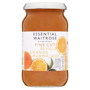 Essential Seville Orange Marmalade Fine Cut