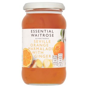 essential Waitrose Orange & Ginger Marmalade