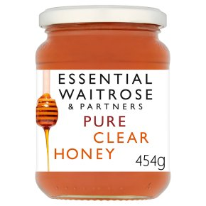 Essential Pure Clear Honey