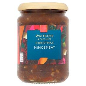 Waitrose Christmas Mincemeat