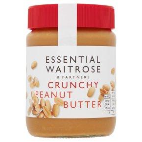 Essential Crunchy Peanut Butter