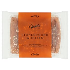 Rankin selection stoneground Irish wheaten sliced