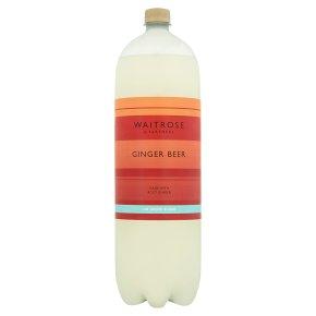 Waitrose ginger beer no added sugar
