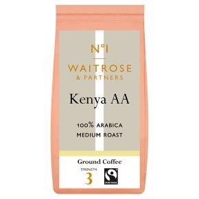 No.1 Kenya AA Coffee Beans