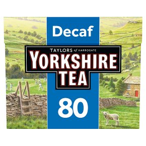 Taylors of Harrogate Decaf Yorkshire Tea 80 Tea Bags