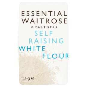 Essential Self Raising White Wheat Flour
