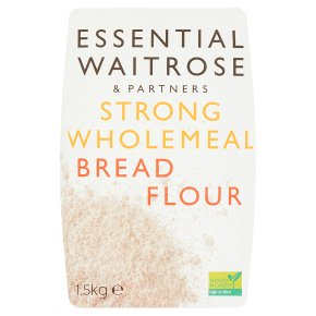 Essential Strong Wholemeal Bread Wheat Flour
