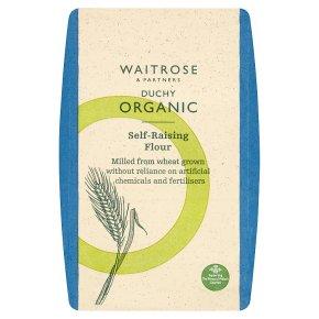 Duchy Organic Self Raising White Flour