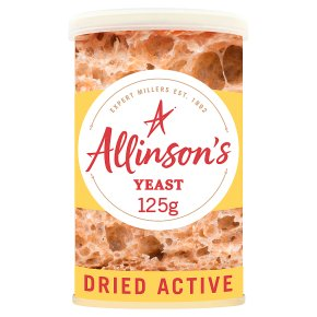 Allinson Dried Active Baking Yeast