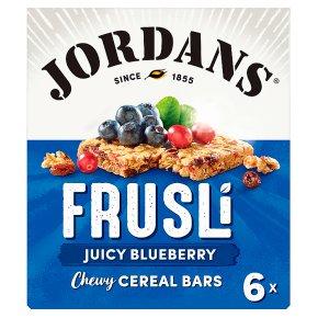 Jordans Frusli Bars Blueberry