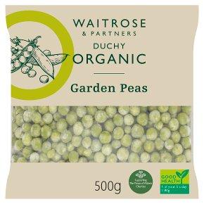 Waitrose Duchy Garden Peas