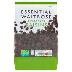 Essential Raisins